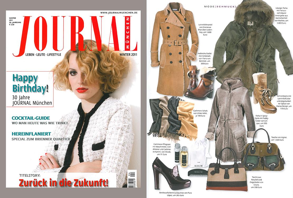 Journal Munich 2011