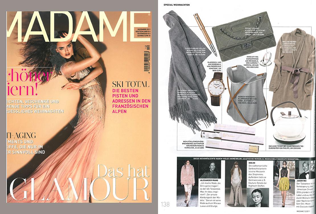 Madame 2011