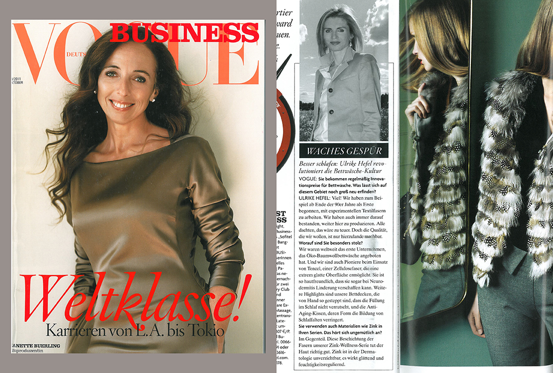 Vogue Business 2011