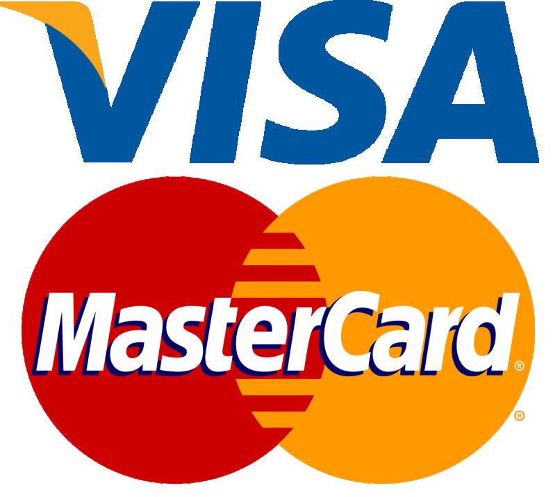 VISA/ MasterCard Logo
